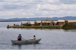 Floating Islands of Uros - Taquile